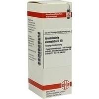 ARISTOLOCHIA CLEM D15, 20 ML, Dhu-Arzneimittel GmbH & Co. KG