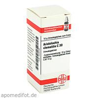 ARISTOLOCHIA CLEM C30, 10 G, Dhu-Arzneimittel GmbH & Co. KG