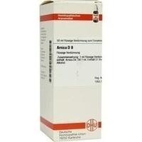ARNICA D 8, 50 ML, Dhu-Arzneimittel GmbH & Co. KG