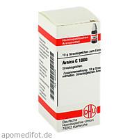 ARNICA C1000, 10 G, Dhu-Arzneimittel GmbH & Co. KG