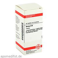 ARNICA D 8, 80 ST, Dhu-Arzneimittel GmbH & Co. KG