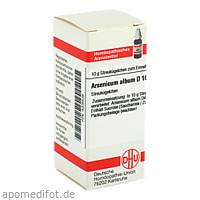 ARSENICUM ALB D1000, 10 G, Dhu-Arzneimittel GmbH & Co. KG
