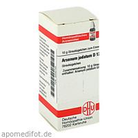 ARSENUM JODAT D12, 10 G, Dhu-Arzneimittel GmbH & Co. KG