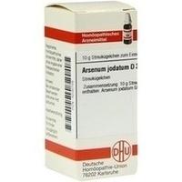 ARSENUM JODAT D30, 10 G, Dhu-Arzneimittel GmbH & Co. KG