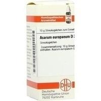 ASARUM EUROPAEUM D30, 10 G, Dhu-Arzneimittel GmbH & Co. KG