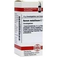 AURUM MET C1000, 10 G, Dhu-Arzneimittel GmbH & Co. KG