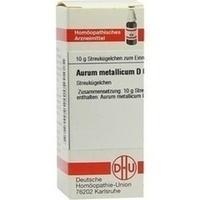 AURUM MET D60, 10 G, Dhu-Arzneimittel GmbH & Co. KG