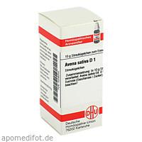 AVENA SATIVA D 1, 10 G, Dhu-Arzneimittel GmbH & Co. KG