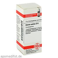 AVENA SATIVA D 6, 10 G, Dhu-Arzneimittel GmbH & Co. KG