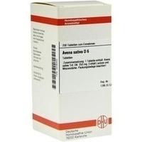 AVENA SATIVA D 6, 200 ST, Dhu-Arzneimittel GmbH & Co. KG