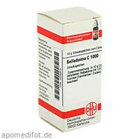 BELLADONNA C1000, 10 G, Dhu-Arzneimittel GmbH & Co. KG