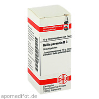 BELLIS PERENNIS D 3, 10 G, Dhu-Arzneimittel GmbH & Co. KG