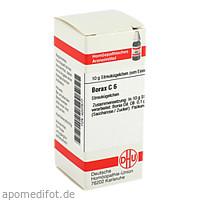 BORAX C 6, 10 G, Dhu-Arzneimittel GmbH & Co. KG