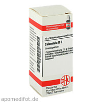 CALENDULA D 2, 10 G, Dhu-Arzneimittel GmbH & Co. KG