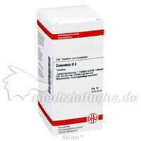 CALENDULA D 3, 200 ST, Dhu-Arzneimittel GmbH & Co. KG
