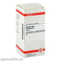 CALCIUM SILICO FLUOR D 4, 200 ST, Dhu-Arzneimittel GmbH & Co. KG