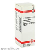 CANTHARIS D10, 20 ML, Dhu-Arzneimittel GmbH & Co. KG