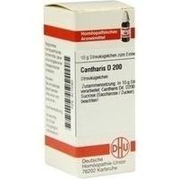 CANTHARIS D200, 10 G, Dhu-Arzneimittel GmbH & Co. KG