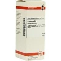 CAPSICUM D 6, 50 ML, Dhu-Arzneimittel GmbH & Co. KG