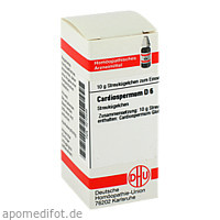 CARDIOSPERMUM D 6, 10 G, Dhu-Arzneimittel GmbH & Co. KG