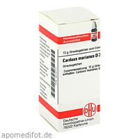 CARDUUS MAR D 3, 10 G, Dhu-Arzneimittel GmbH & Co. KG