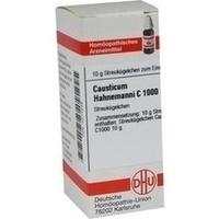 CAUSTICUM HAHNEM C1000, 10 G, Dhu-Arzneimittel GmbH & Co. KG