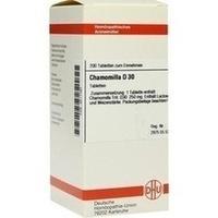 CHAMOMILLA D30, 200 ST, Dhu-Arzneimittel GmbH & Co. KG