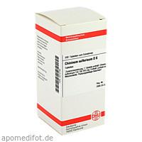 CHININUM SULF D 6, 200 ST, Dhu-Arzneimittel GmbH & Co. KG