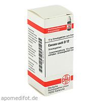 COCCUS CACTI D12, 10 G, Dhu-Arzneimittel GmbH & Co. KG