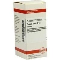 COCCUS CACTI D12, 80 ST, Dhu-Arzneimittel GmbH & Co. KG