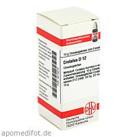 CROTALUS D12, 10 G, Dhu-Arzneimittel GmbH & Co. KG