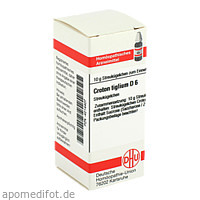 CROTON TIGLIUM D 6, 10 G, Dhu-Arzneimittel GmbH & Co. KG