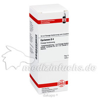 CYCLAMEN D 4, 50 ML, Dhu-Arzneimittel GmbH & Co. KG