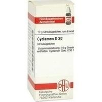 CYCLAMEN D30, 10 G, Dhu-Arzneimittel GmbH & Co. KG
