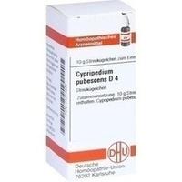 CYPRIPEDIUM PUBESC D 4, 10 G, Dhu-Arzneimittel GmbH & Co. KG
