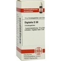 DIGITALIS D30, 10 G, Dhu-Arzneimittel GmbH & Co. KG