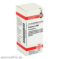 DROSERA C200, 10 G, Dhu-Arzneimittel GmbH & Co. KG