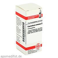 EQUISETUM ARV D 4, 10 G, Dhu-Arzneimittel GmbH & Co. KG