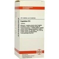 ESPELETIA D 6, 200 ST, Dhu-Arzneimittel GmbH & Co. KG