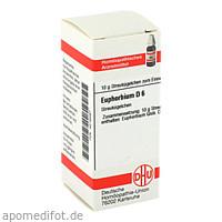 EUPHORBIUM D 6, 10 G, Dhu-Arzneimittel GmbH & Co. KG