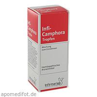 Infi Camphora Tropfen, 100 ML, Infirmarius GmbH