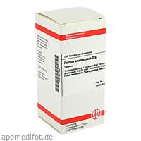 FERRUM ARSENIC D 6, 200 ST, Dhu-Arzneimittel GmbH & Co. KG