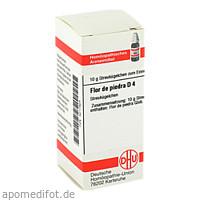 FLOR DE PIEDRA D 4, 10 G, Dhu-Arzneimittel GmbH & Co. KG