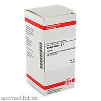 GINKGO BILOBA D 6, 200 ST, Dhu-Arzneimittel GmbH & Co. KG