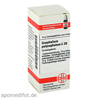 GNAPHALIUM POLYC C30, 10 G, Dhu-Arzneimittel GmbH & Co. KG