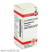 HAMAMELIS D 2, 10 G, Dhu-Arzneimittel GmbH & Co. KG