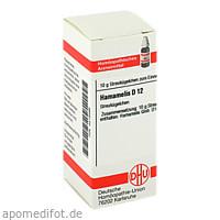 HAMAMELIS D12, 10 G, Dhu-Arzneimittel GmbH & Co. KG