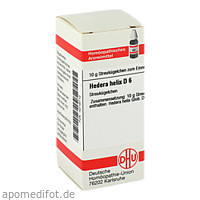 HEDERA HELIX D 6, 10 G, Dhu-Arzneimittel GmbH & Co. KG