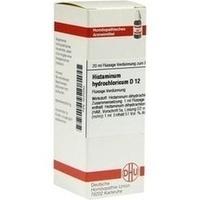 HISTAMINUM HYDROCHLOR D12, 20 ML, Dhu-Arzneimittel GmbH & Co. KG