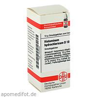 HISTAMINUM HYDROCHLOR D10, 10 G, Dhu-Arzneimittel GmbH & Co. KG